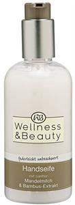 Wellness&Beauty Folyékony Szappan Sheavajjal & Mandula Olajjal