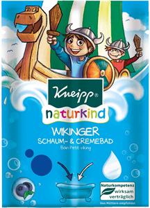 Kneipp Naturkind Wikinger Schaum- und Cremebad