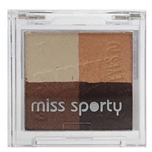Miss Sporty Smoky Quad Szemhéjpúder