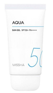 Missha Aqua Sun Gel SPF50+/Pa++++