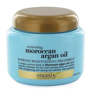 Organix Renewing Argan Oil Of Morocco Hajpakolás