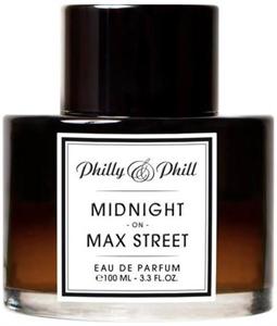 Philly & Phill Midnight On Max Street EDP