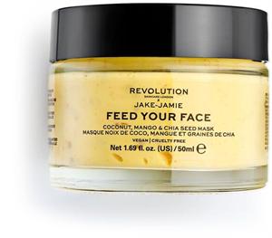 Revolution Skincare X Jake Coconut, Mango & Chia Seed Radiant Glow Face Mask