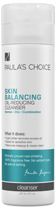 Paula's Choice Skin Balancing Oil-Reducing Cleanser