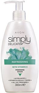 Avon Frissítő Intim Lemosó E-Vitaminnal