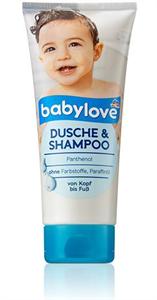 Babylove Tusfürdő és Sampon