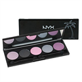 Nyx Caribbean Collection Szemhéjpúder Paletta