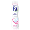 Fa Dry Protect Cotton Mist Deo Spray