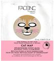 Face Inc By Nails Inc Cat Nap Sheet Mask