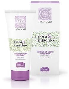 Helan Mora Muschio Parfümös Sampon és Tusfürdő