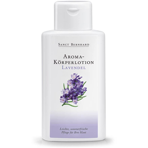 Sanct Bernhard Lavender Scented Body Lotion