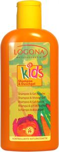 Logona Kids Sampon és Tusfürdő