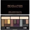 Makeup Revolution Pro Looks Szemhéjpúder Paletta Big Love Limited Edition