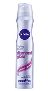Nivea Diamond Gloss Gyémántfény Hajlakk