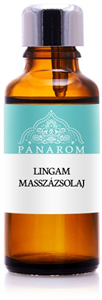 Panarom Lingam Masszázsolaj