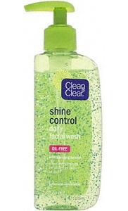 Shine Control Daily Facial Wash