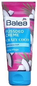 Balea Crazy Coco Fussdeo Creme