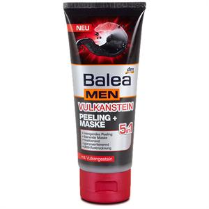Balea Men 5in1 Bőrradír és Arcmaszk Vulkáni Kőzettel
