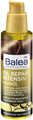 Balea Professional Oil Repair Intenzív Hajolaj