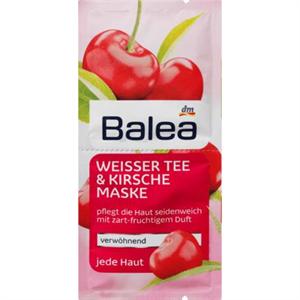 Balea Fehér Tea és Cseresznye Maszk
