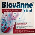 Biovanne + Vital