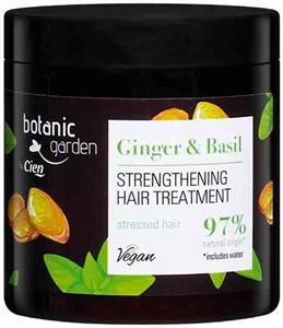 Cien Botanic Garden Ginger & Basil Strengthening Hair Treatment