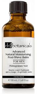 dr Botanicals Pomegranate Noir Advanced Natural Moisturising Borotválkozás Utáni Balzsam