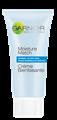 Garnier Moisture Match  Bőrlágyító Könnyű Krém Normál és Száraz Bőrre