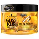 Gliss Kur Oil Nutritive Hajtöredezés Gátló Hajpakolás