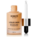 Kiko Liquid Second Skin Alapozó SPF15