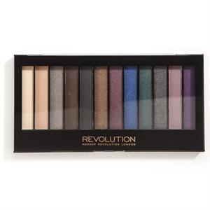 Makeup Revolution Hot Smoked Szemhéjpúder Paletta