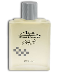 LR Michael Schumacher After Shave