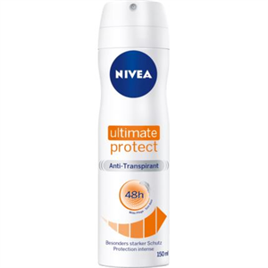Nivea Deo Spray Ultimate Protection