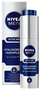 Nivea Men Active Age Vitalizáló Nappali Krém