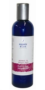 Organic Blue Sampon Zsíros - Normál Hajra
