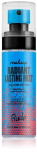 Rude Cosmetics Radiant Lasting Mist