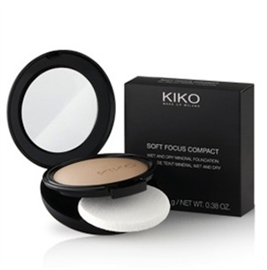 Kiko Soft Focus Compact Wet & Dry Mineral Foundation