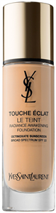 Yves Saint Laurent Touche Éclat Le Teint Radiance Awakening Foundation