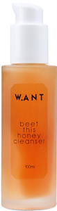 WANT Beet This Honey Cleanser
