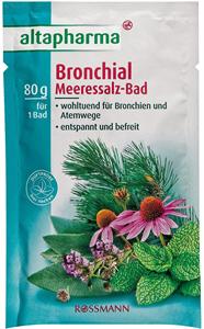 Altapharma Bronchial Meeressalz-Bad