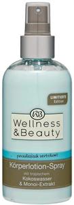 Wellness & Beauty Körperlotion-Spray paradiesisch verträumt