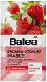 Balea Kényeztető Arcmaszk Eper- és Joghurt Kivonattal Normál Bőrre