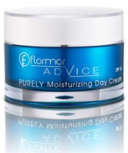 Flormar Advice Purely Moisturizing Day Cream Normal&Combiation Skin SPF15