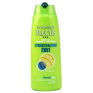 Garnier Fructis Strength & Shine Sampon