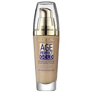 L'Oreal Age Perfect Gold Anti-Age Make-Up Serum