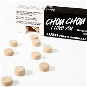 Lush Chou Chou I Love You Fogtabletta