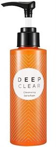 Missha Deep Clear Cleansing Gel To Foam