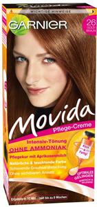 Garnier Movida Hajszínező