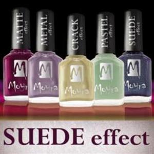 Moyra Suede Effect Körömlakk