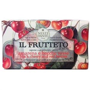 Nesti Dante Il Frutteto Black Cherry & Red Berries Szappan